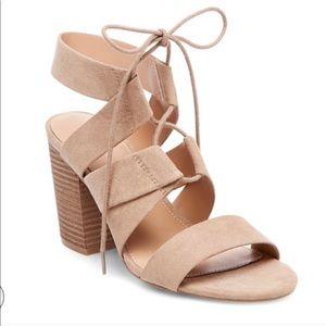 Merona Harriet Lace Up Sandal